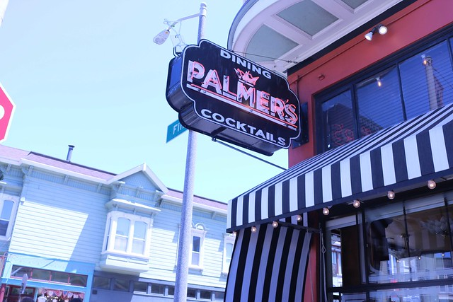 Palmer's Tavern in San Francisco
