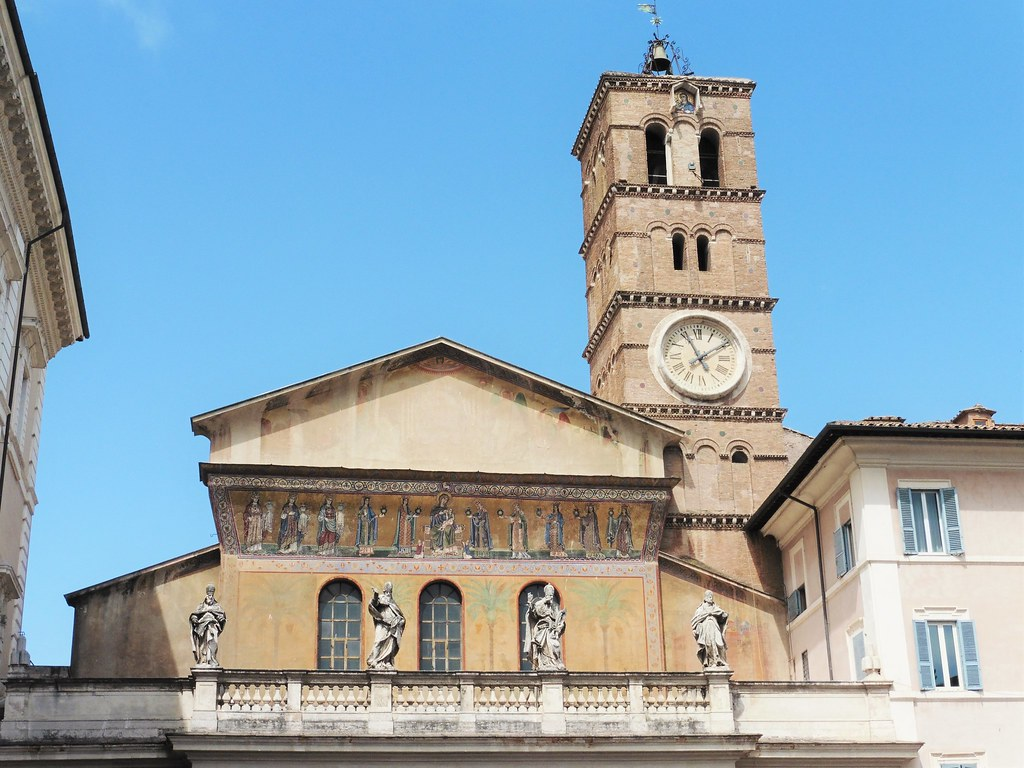 Santa Maria, Trastevere