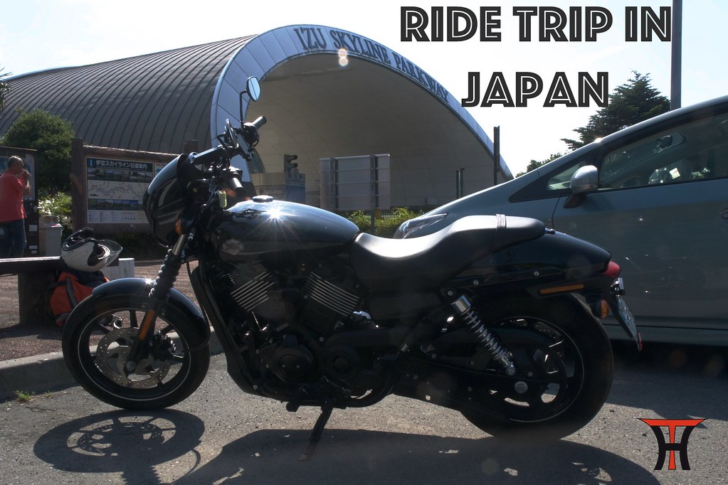 Weekend motorbike trip through Central Japan