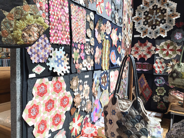 Festival of Quilts 2016