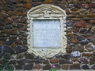 memento mori John Wainford