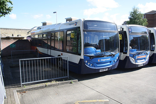 Stagecoach South 39655 GX08HBY