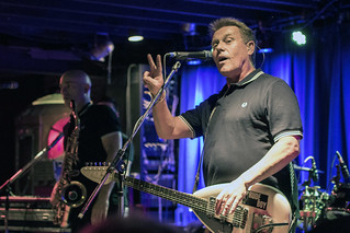 The English Beat at the Duck Room at Blueberry Hill 7/10/16