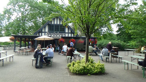 Regent's Park Smokehouse July 16 (3)
