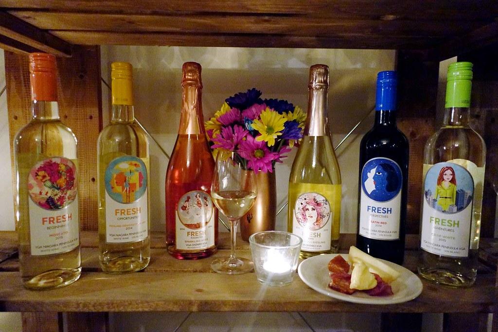 iYellow Wine Cave - Fresh Fridays