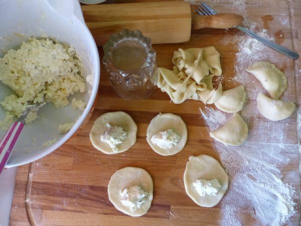 confection de sambusek