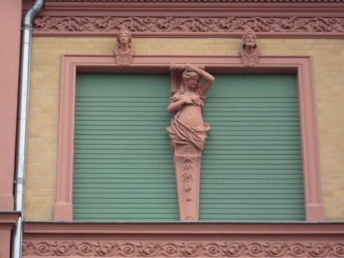 Fassade in Potsdam