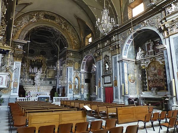 église paroissiale de bordighera