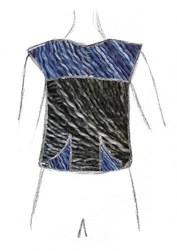Chilli sketch with color idea