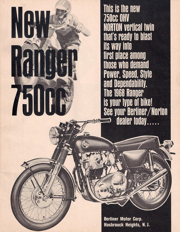 Norton Ranger