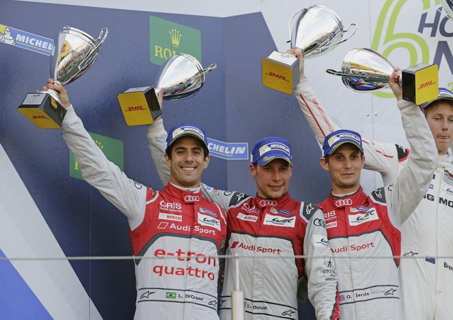 WEC Nurburgring 2016