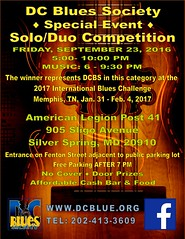 DCBS Solo-Duo Competition 2016