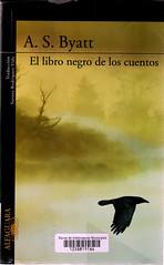 AS Byatt, El libro negro de los cuentos