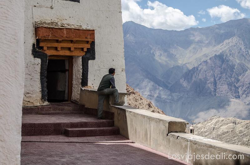 valle del indo Monasterio Liker
