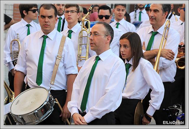 Briviesca Fiestas 2016 Procesión del Rosario y canto popular de la Salve  (7)