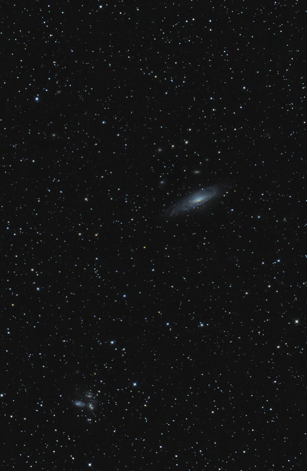NGC 7331 : poses COURTES   28637364582_bf3b9ed487_h