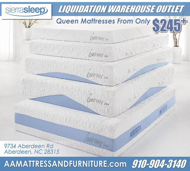 Sierra Sleep Liquidation Warehouse