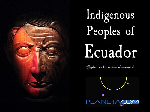 Indigenous Peoples of Ecuador