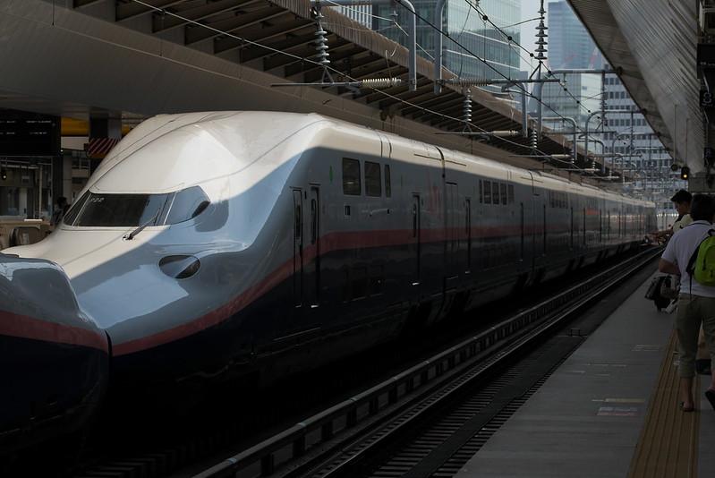 Tokyo Train Story 上越新幹線 2016年8月9日