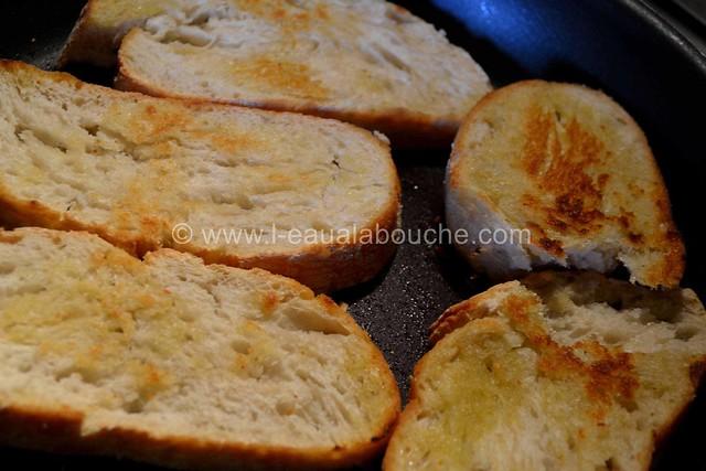 Croûte au fromage Gourmande © Ana Luthi Tous droits réservés 01