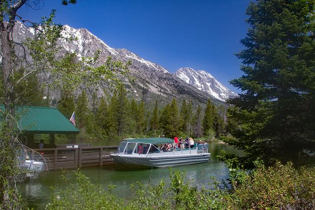 Jenny Lake Shuttle