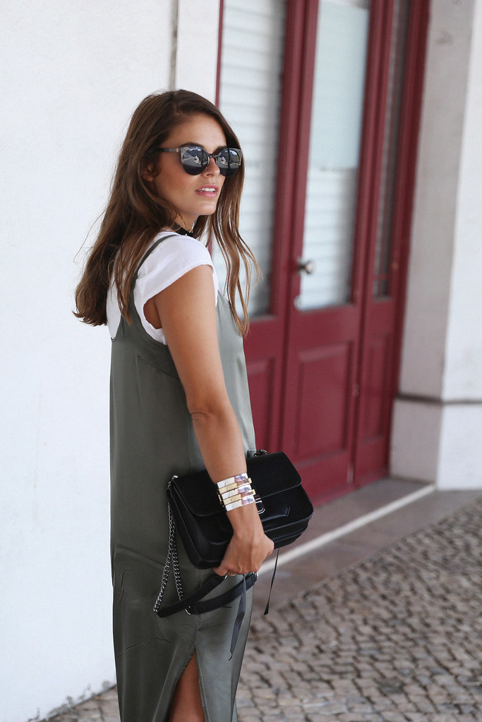 Jessie Chanes Seams for a desire Lisboa Parfois overlaid dress-9