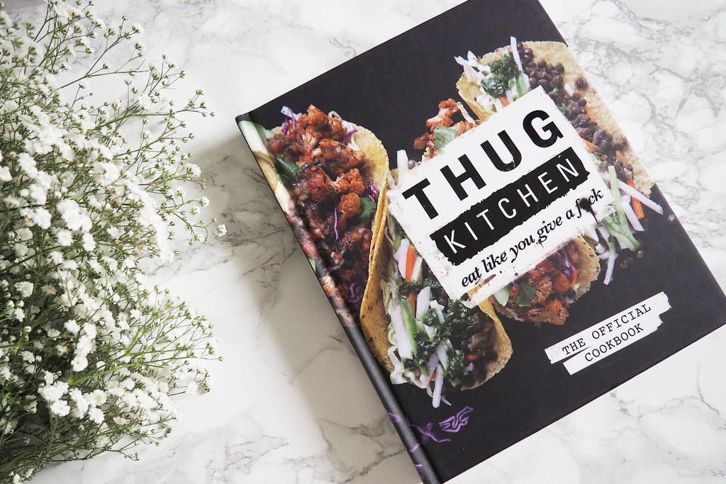 thug kitchen vegan cookbook 3