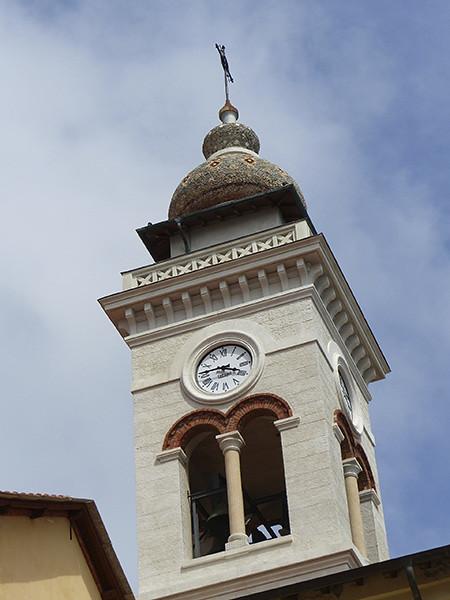 clocher de terrasanta