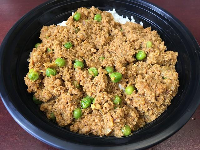Lamb keema mattar masala - Mehfil Indian Cuisine