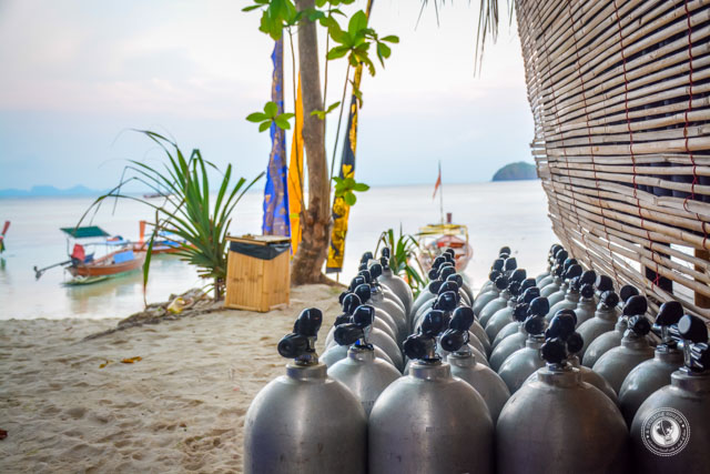 Koh Lipe Thailand SCUBA Diving