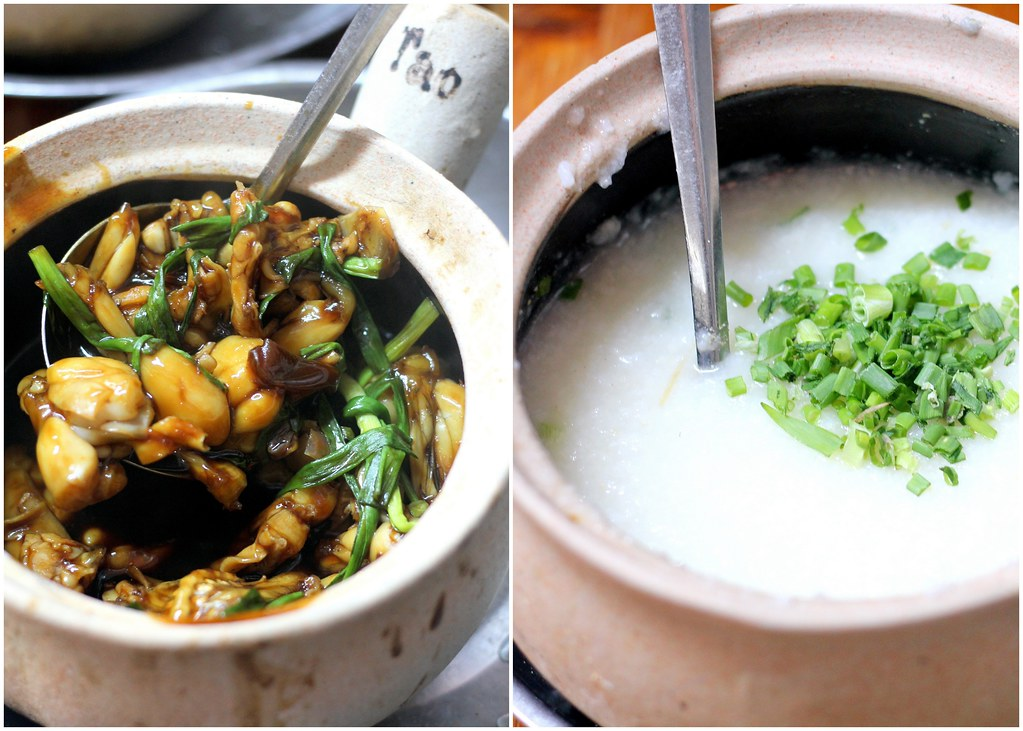 Supper Spots in the West: G7 Sin Ma Live Bull Frog Porridge Cheong Chin Nam