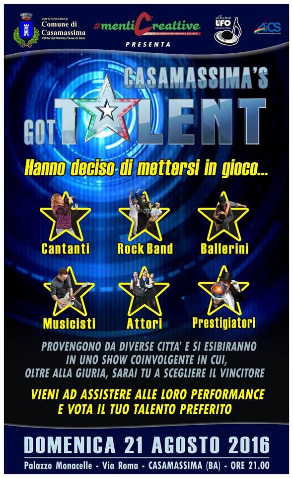 casamassima talent 2