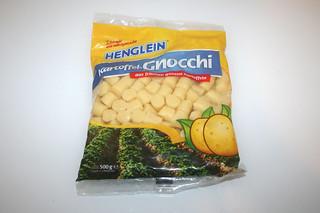 09 - Zutat Gnocchi / Ingredient gnocchi