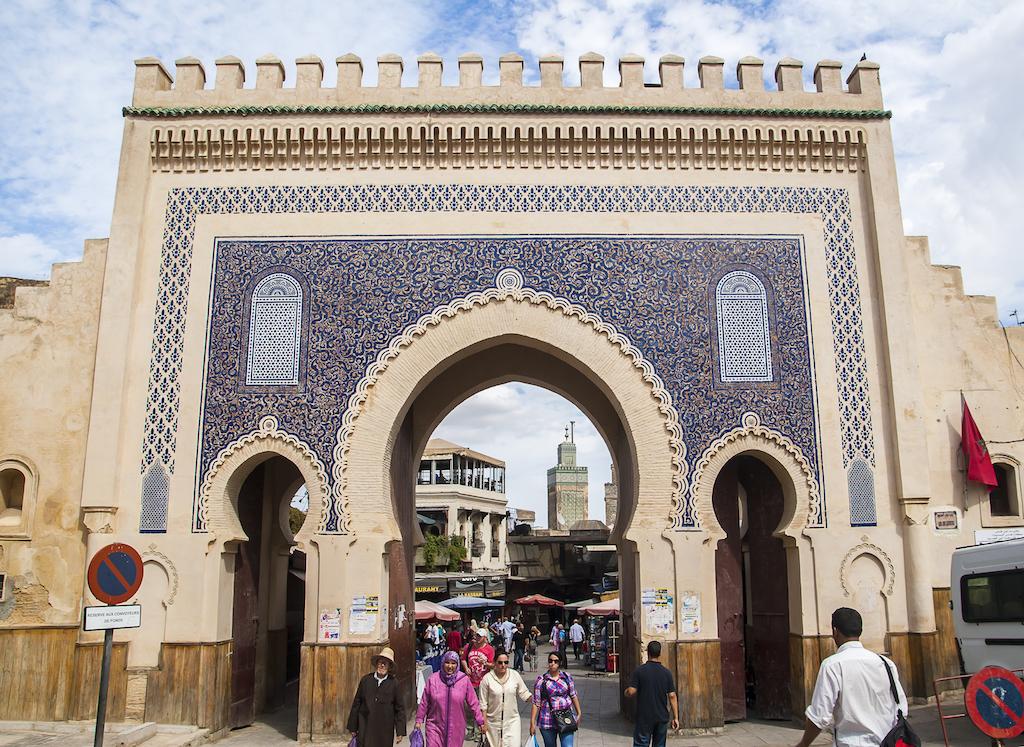 Puerta Bab Boujloud