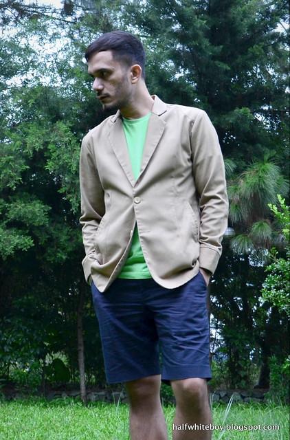 halfwhiteboy blazer and shorts 02