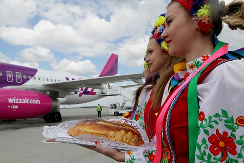 Wizz Air повертається. Літати буде дешевше