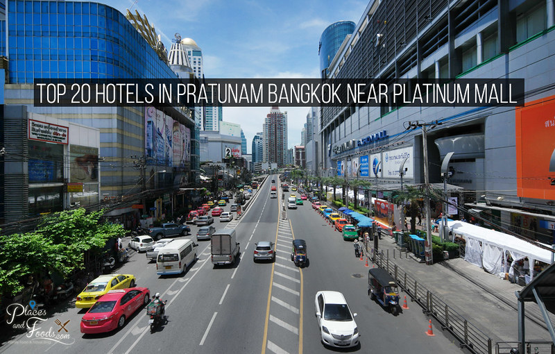 Top 20 Hotels in Pratunam Bangkok near Platinum Mall