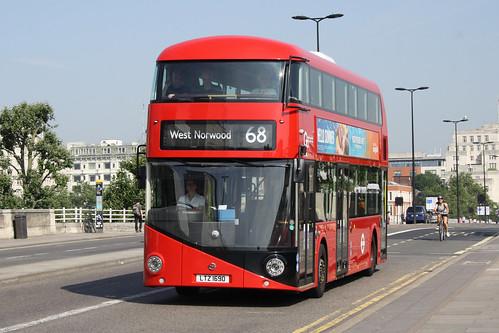 London Central LT690 LTZ1690
