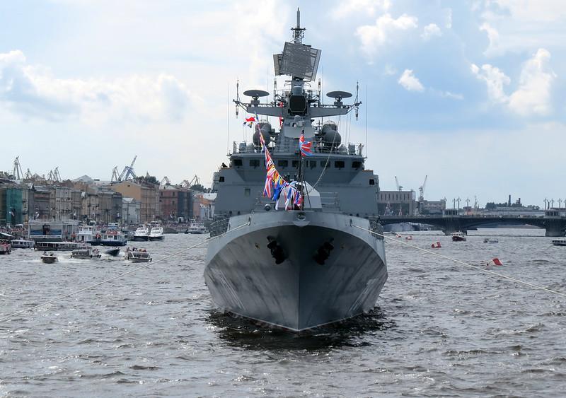 Сторожевой корабль «Адмирал Эссен»