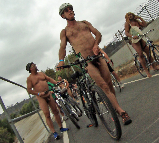LA World Naked Bike Ride (533)