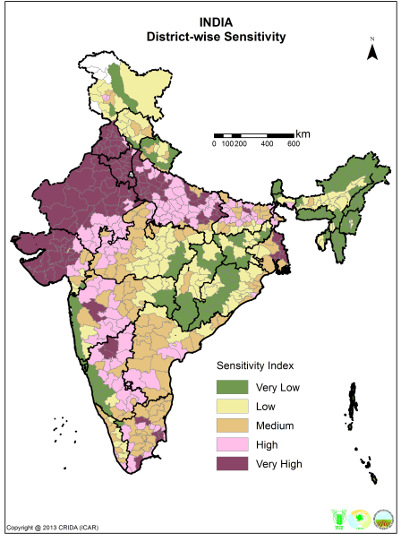 Climate Change & Indian Agriculture
