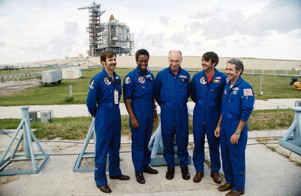 STS-8 Crew