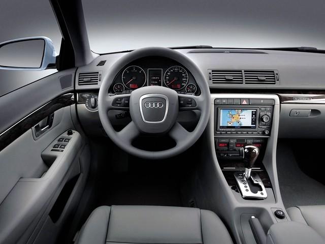 Торпедо Audi A4 B7. 2004 - 2007 годы