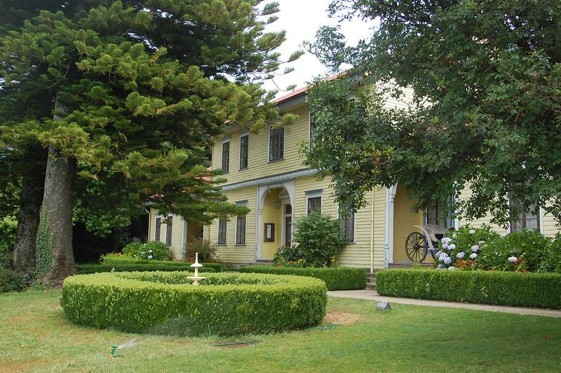 Museo Histórico y Antropológico Maurice van de Maele, Valdivia, Los Ríos, Chile