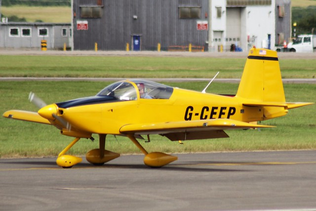 Vans RV-9A G-CEEP 23JUL16 - Gerallt Marsh (2)